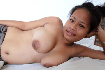This Chubby Asian From Philippines Wants Cock